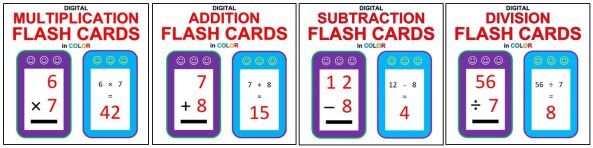 Covers Flash Cards