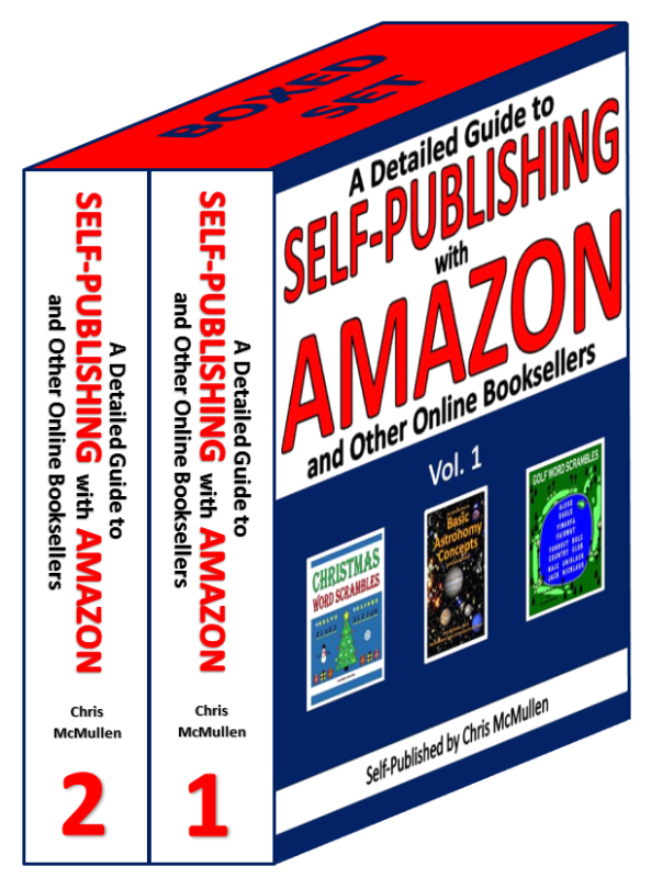 Self Publishing Omnibus