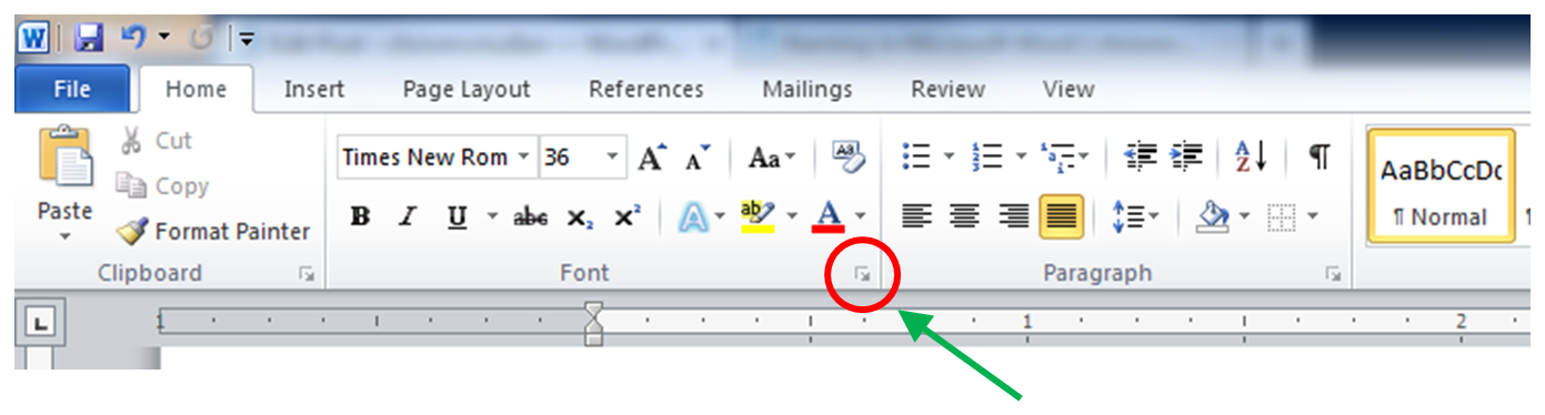 Microsoft Word Letter Spacing.Kerning In Microsoft Word Chrismcmullen