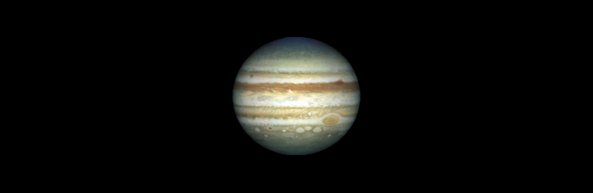 Background Jupiter After
