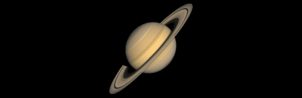 Background Saturn
