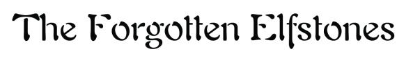 Font Fantasy Auriol