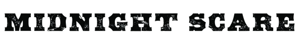 Font Horror HWT American