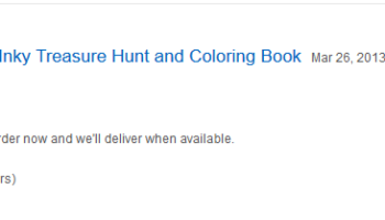 And The Current 1 Bestseller On Amazon Is