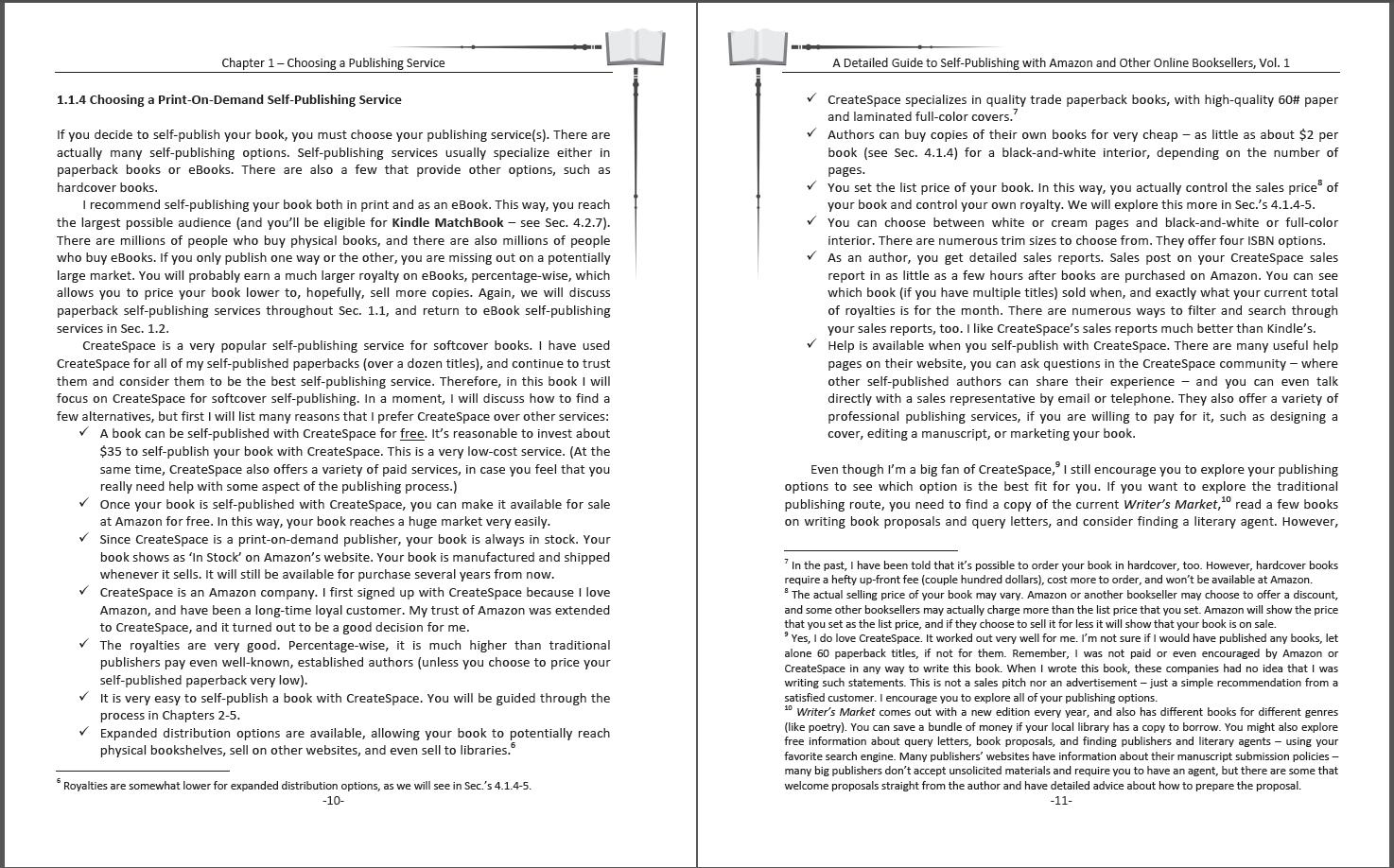 Publishing Textbooks